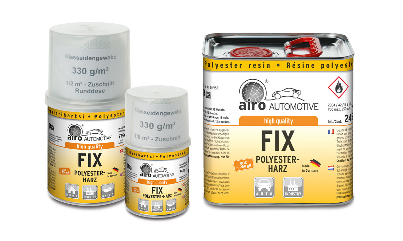 Fix Reparatur-Set