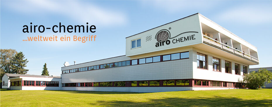 airo-chemie ...worldwide name in Leverkusen